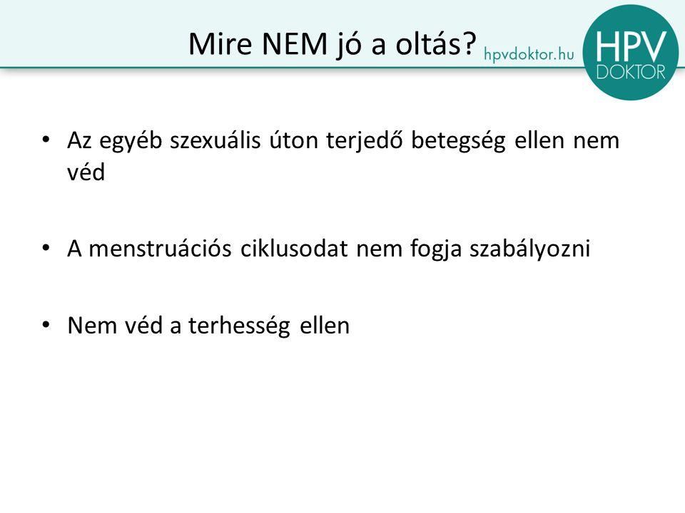 papilloma vírus elleni vakcina és menstruációs ciklus