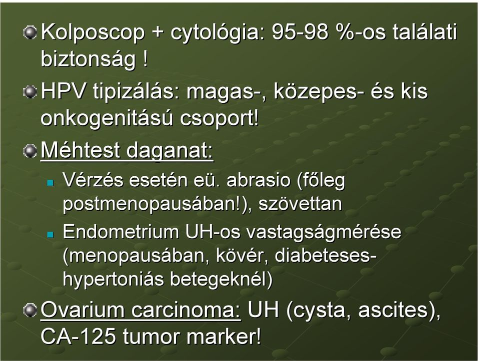 endometrium rák szép
