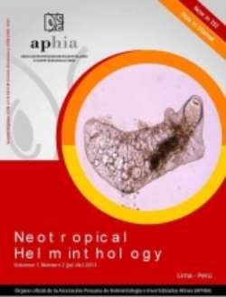 neotropic helminthology impakt faktor