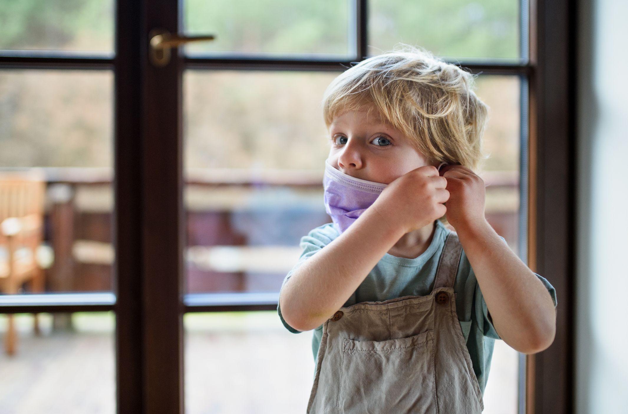 A vakbélgyulladás tünetei gyermekeknél