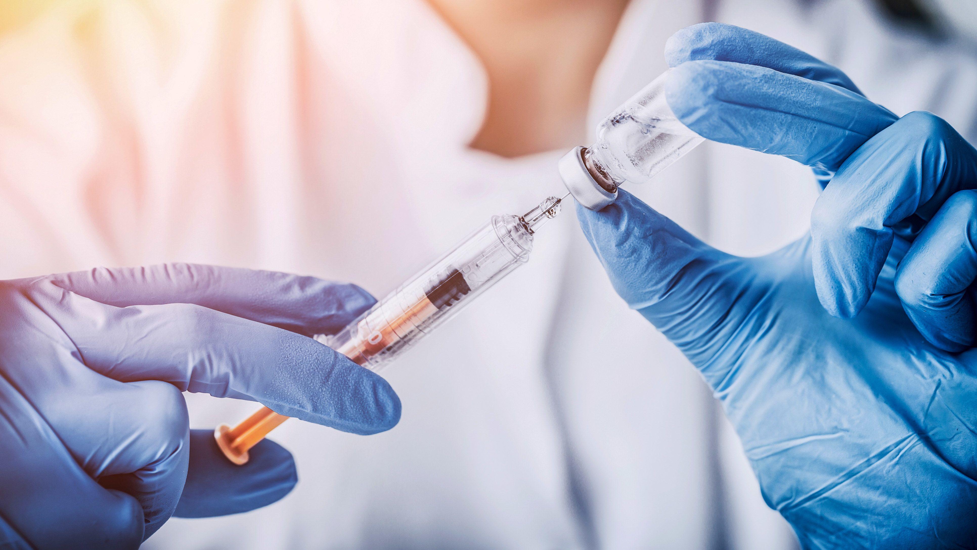 A HPV-vakcina átmeneti mellékhatásai