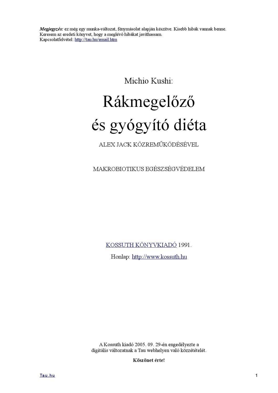 vastagbélrák mexikói hivatalos szabvány