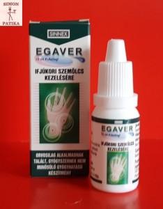 szemölcsök kezelése oxolin kenőccsel