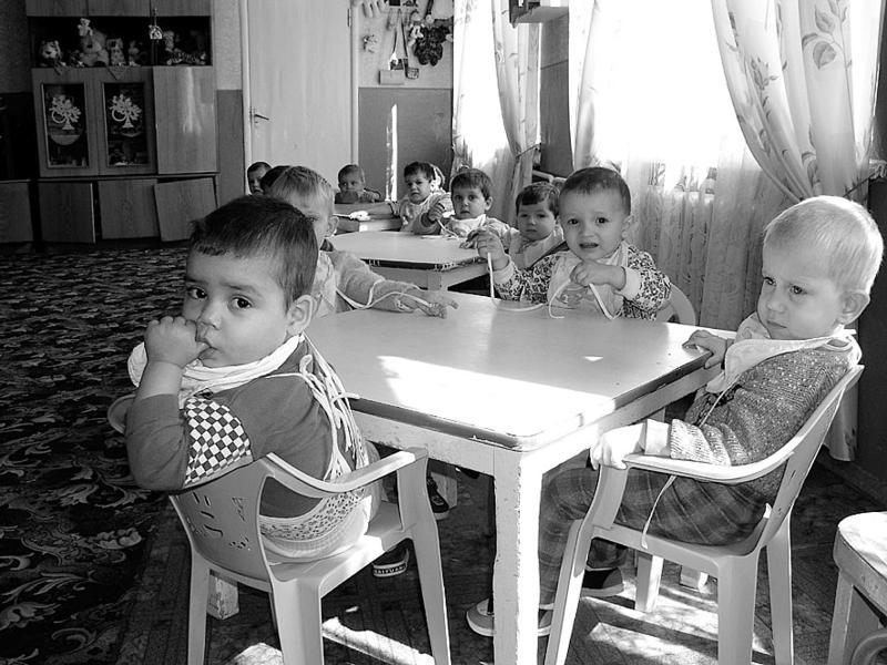 Elhagyott gyerekek