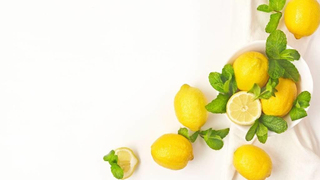 méregtelenítés vízzel és citrommal