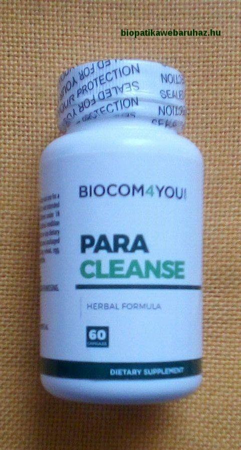 Modern gyógyszerek a paraziták számára a bélben