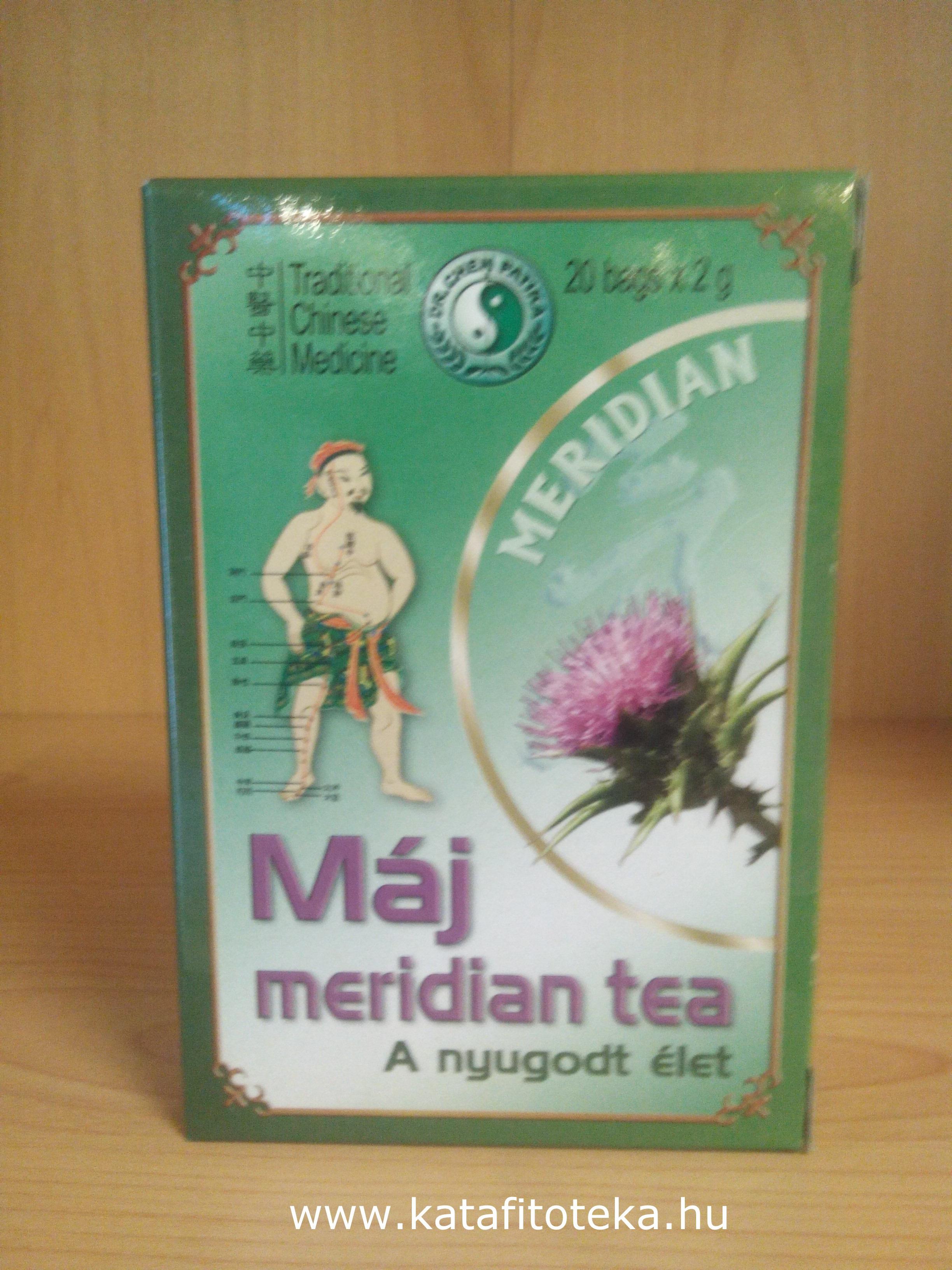 májtisztító teák)