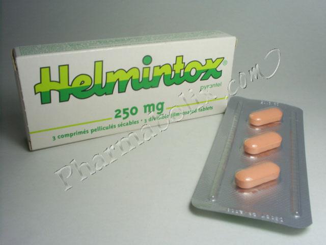 Helmintox: hatékony gyógymód a férgek és a felnőttek számára. Útmutató, vélemények