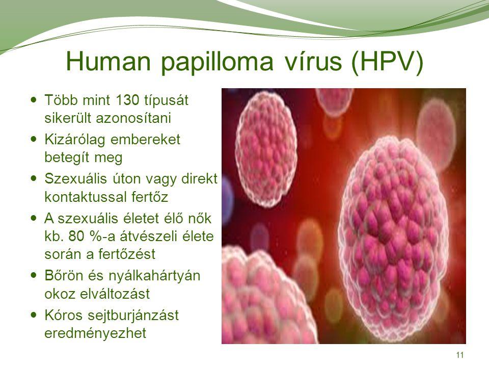 hpv vírus tünetei nőstény)